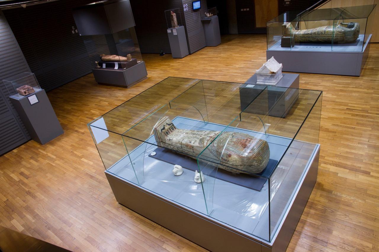 متحف اثار مكتبة الاسكندرية  (2)