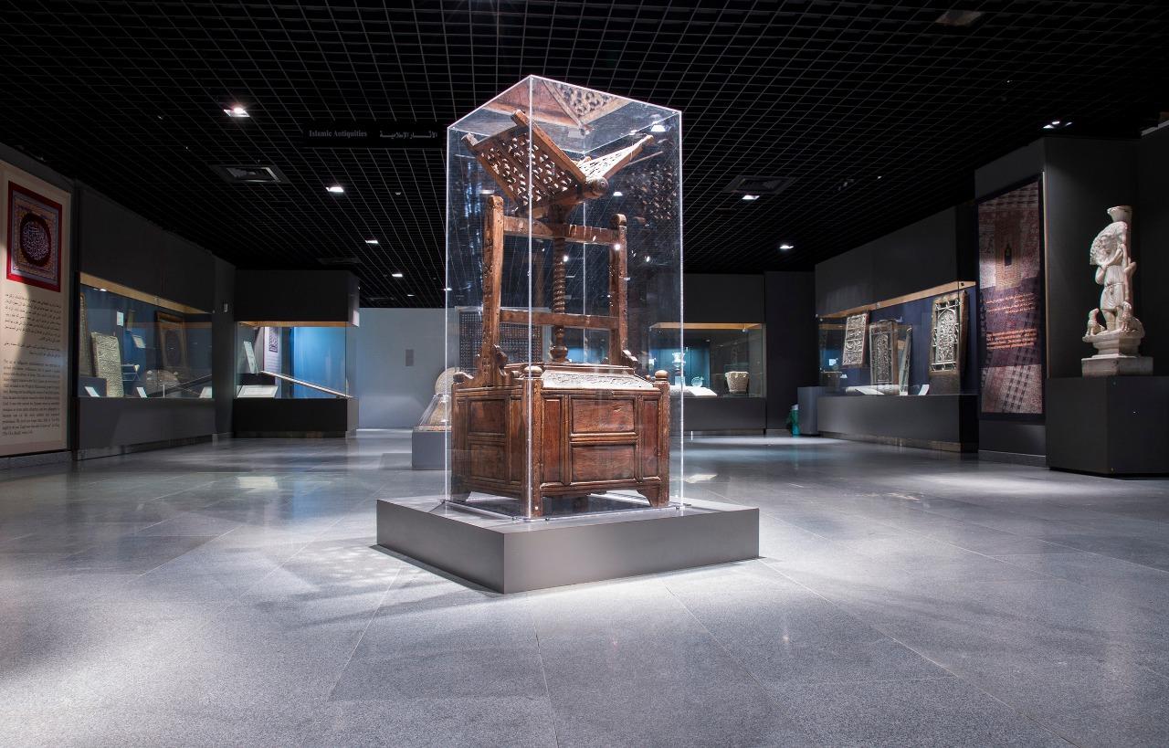 متحف اثار مكتبة الاسكندرية  (1)