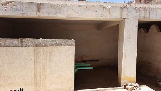ضريح الشيخ محمد صديق المنشاوى (1)