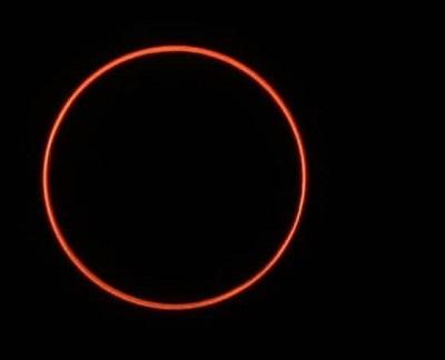 كسوف الشمس فى إثيوبيا (4)