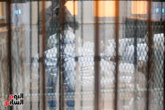 متهمين قضية جبهة النصرة