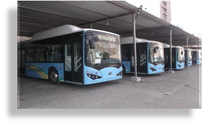 تطوير  منظومة النقل العام بالقاهرة الكبرى والإسكندرية