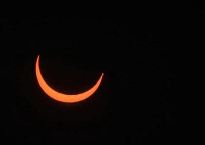 كسوف الشمس فى إثيوبيا (5)