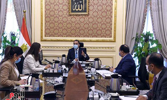 اجتماع بشأن العاصمة الادارية الجديدة (3)