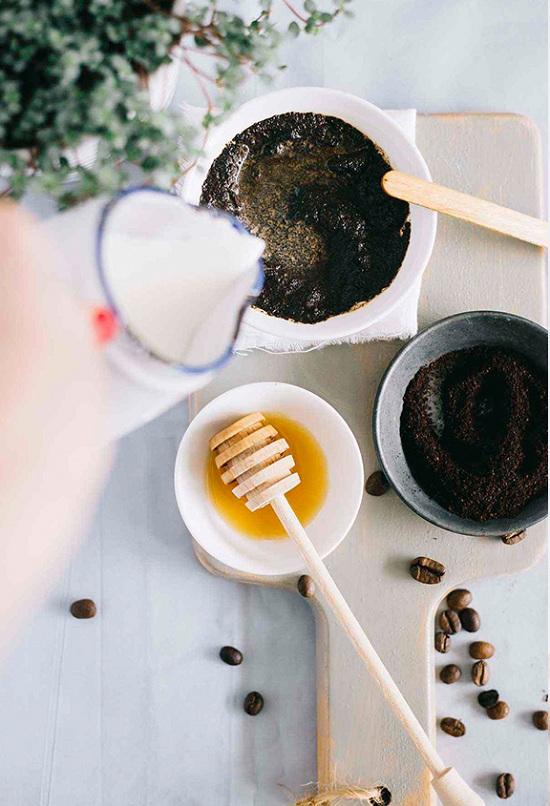 قهوة بالعسل