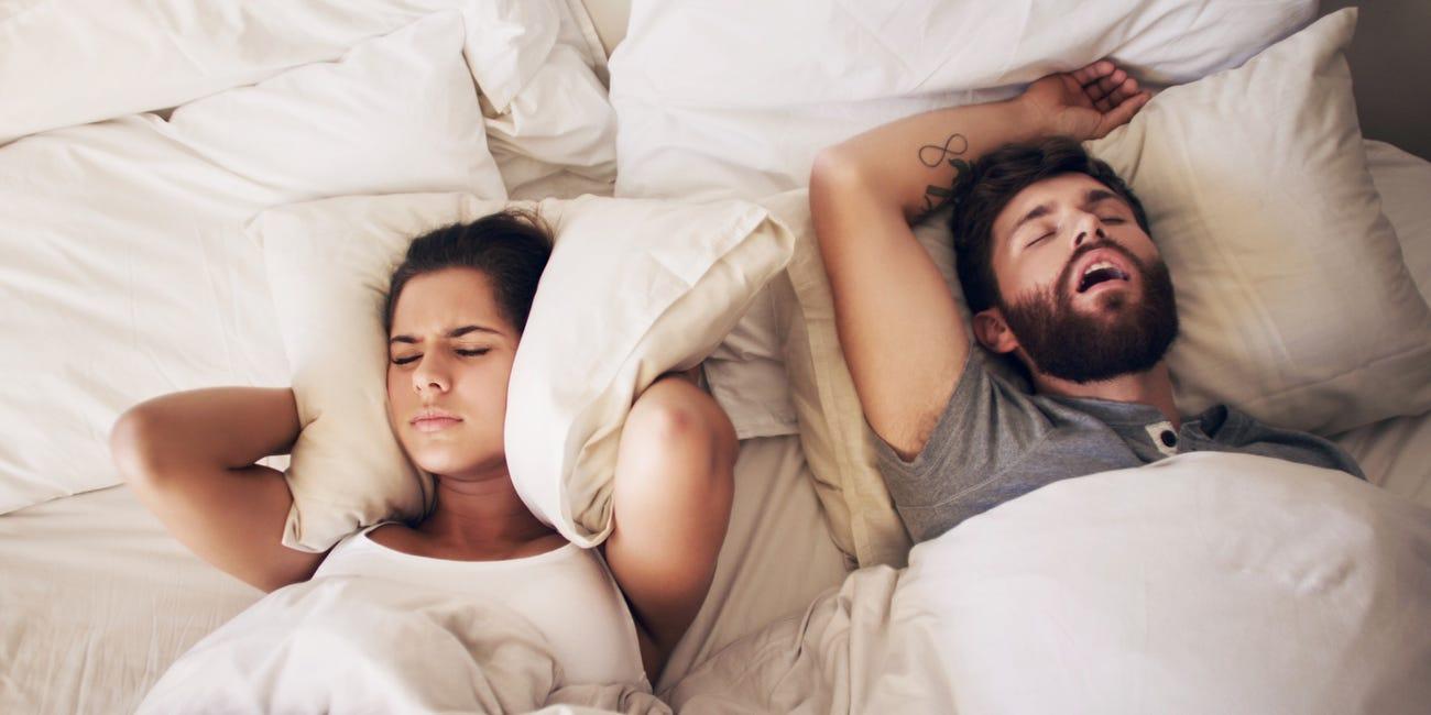 علاج توقف التنفس أثناء النوم