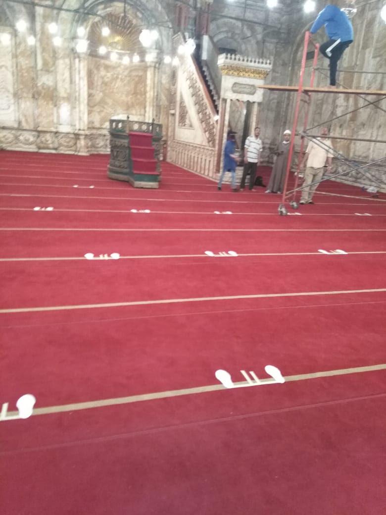 مساجد مصر تستعد (11)