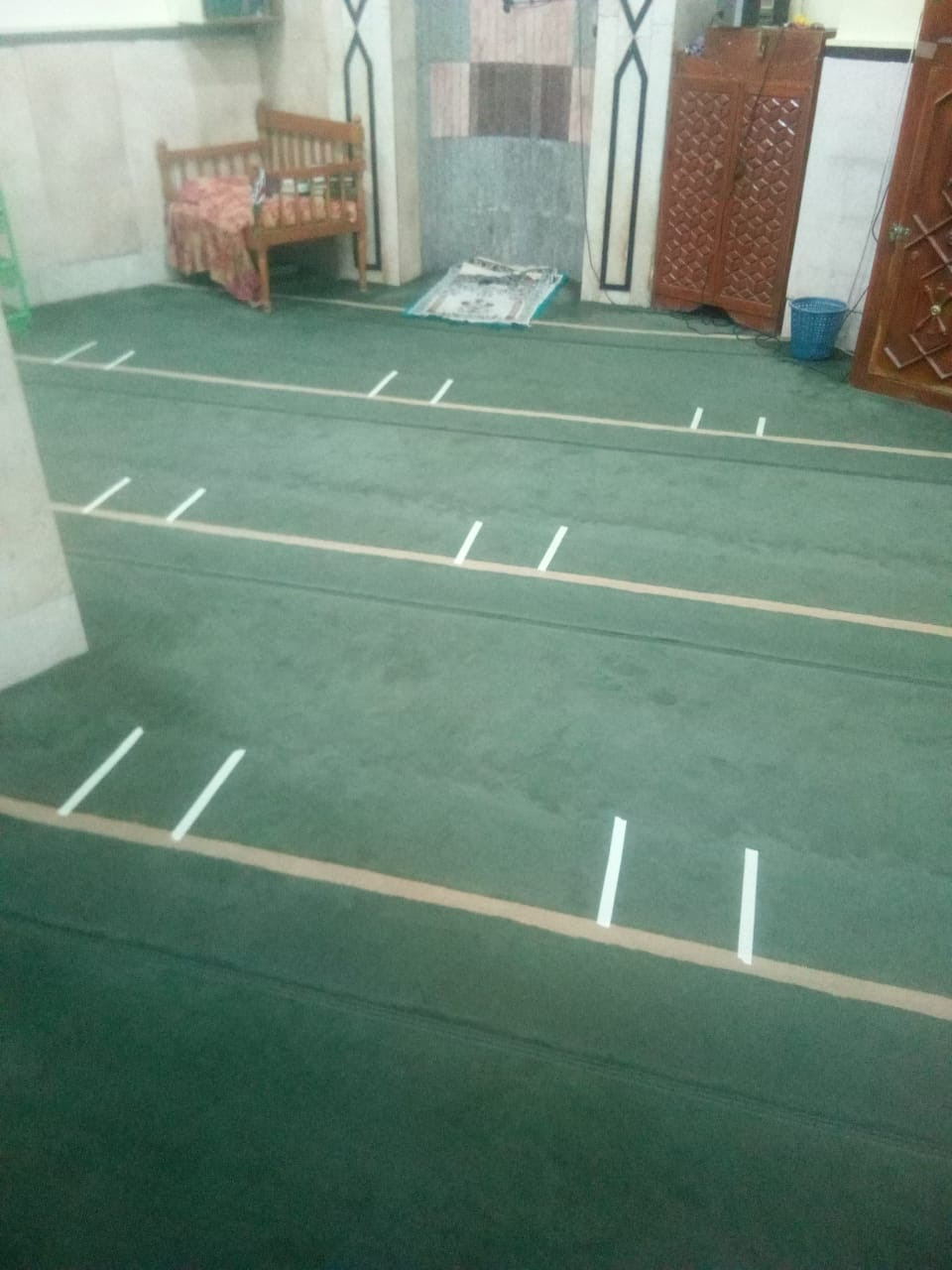 مساجد مصر تستعد (3)