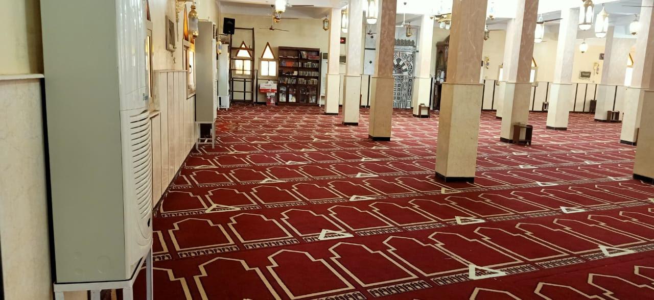 مساجد مصر تستعد (10)