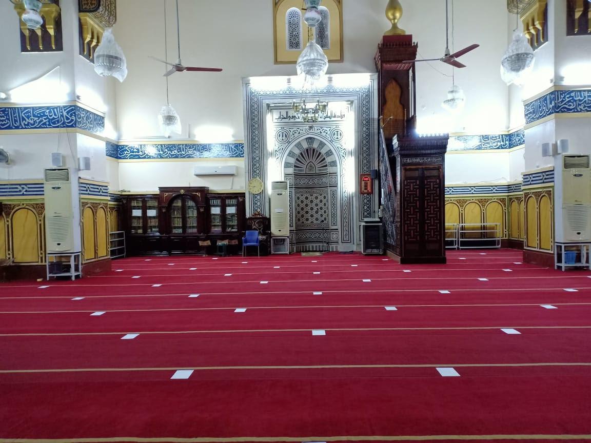 مساجد مصر تستعد (8)