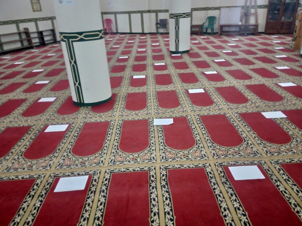 مساجد مصر تستعد (12)