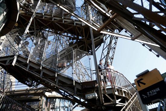 صعود برج إيفل