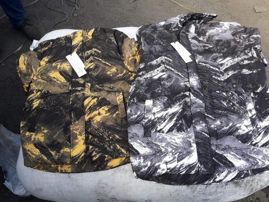 الملابس العسكرية