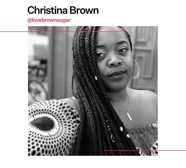 كريستينا براون