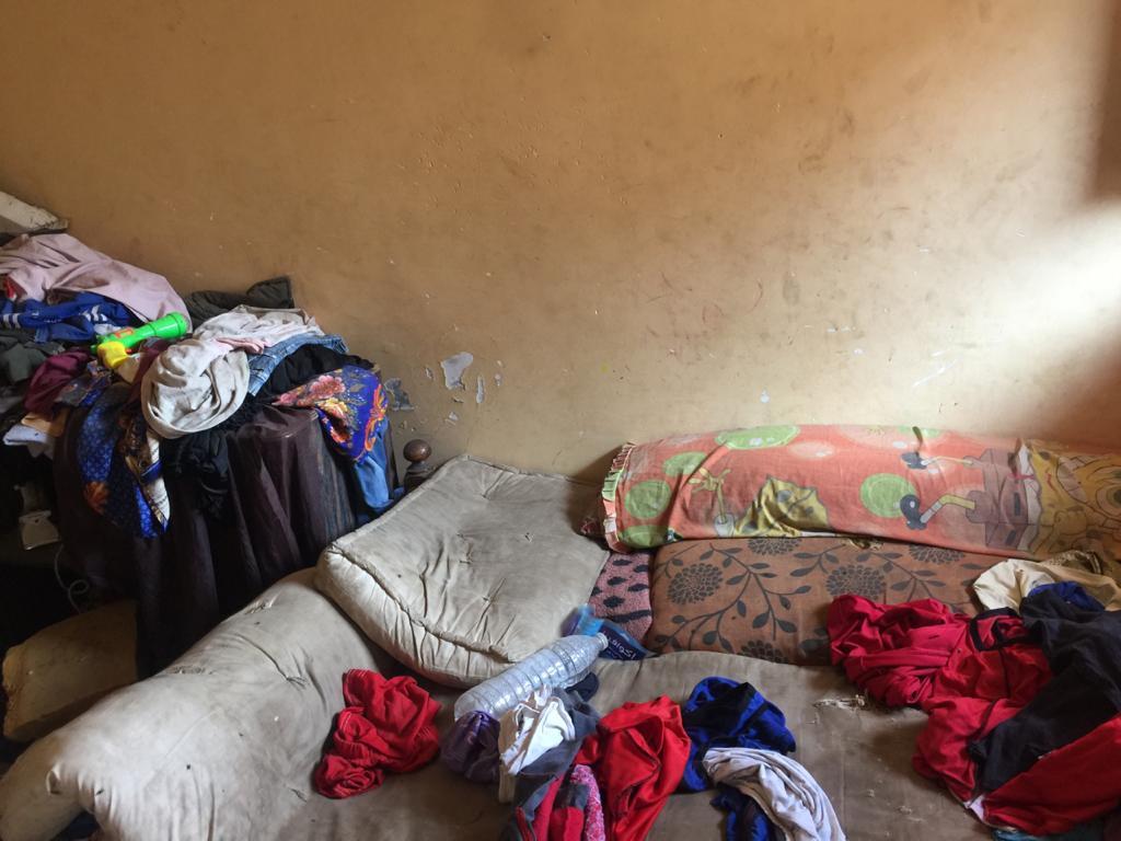 غرفة النوم بشقة الزوجية