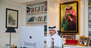 وزير السياحة أحمد بن عقيل الخطيب