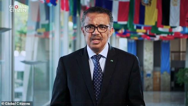 مدير عام الصحة العالمية
