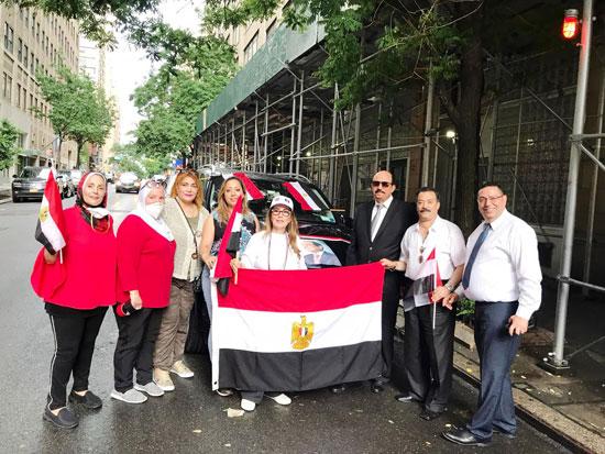 الجالية المصرية بنيويورك (3)