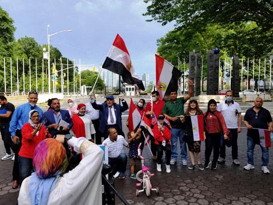 الجالية المصرية بنيويورك (2)