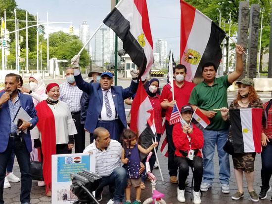 الجالية المصرية بنيويورك (1)
