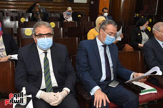 لجنة الصحة بمجلس النواب (7)