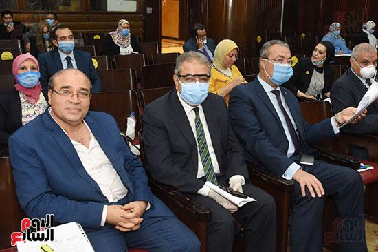 لجنة الصحة بمجلس النواب (11)
