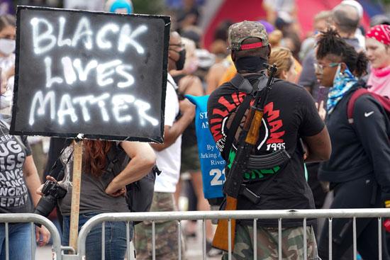 الاحتجاجات فى ولاية كولورادو