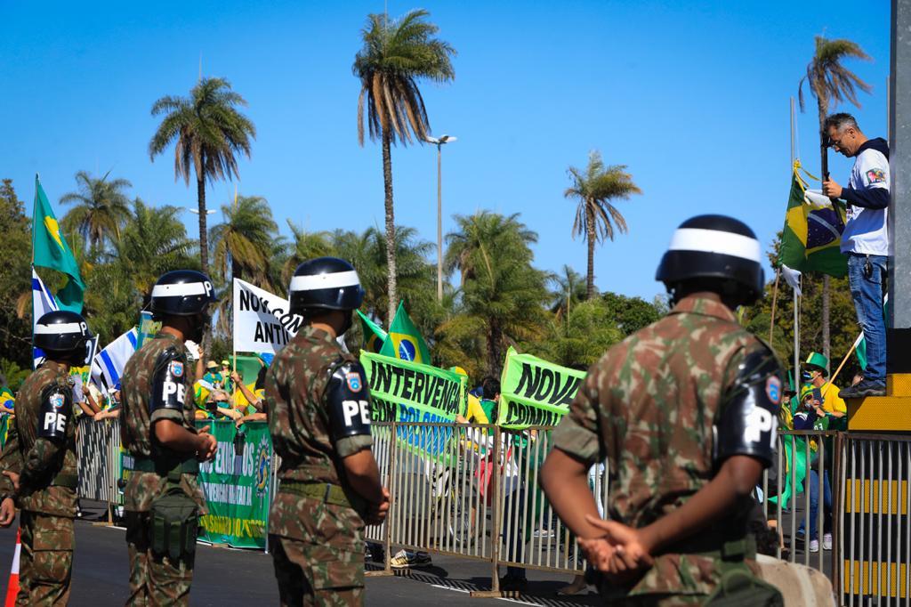 البرازيل والمظاهرات