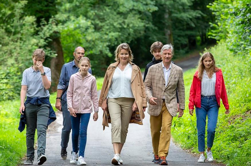 العائلة الملكية البلجيكية