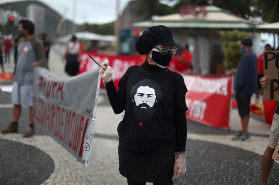 احتجاجات-ضد-الرئيس-البرازيلى