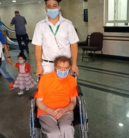 مساعدة المرضى