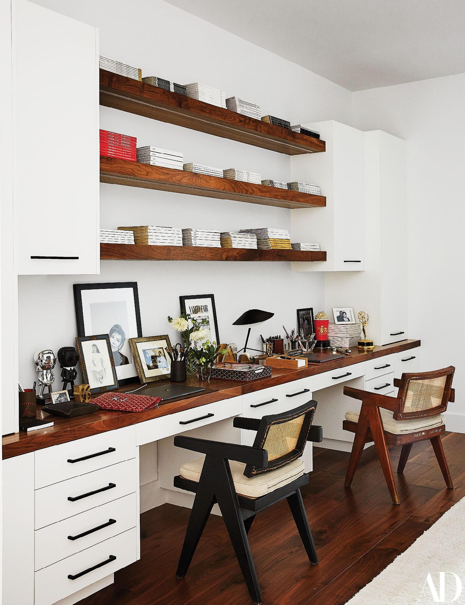 غرفة المكتب