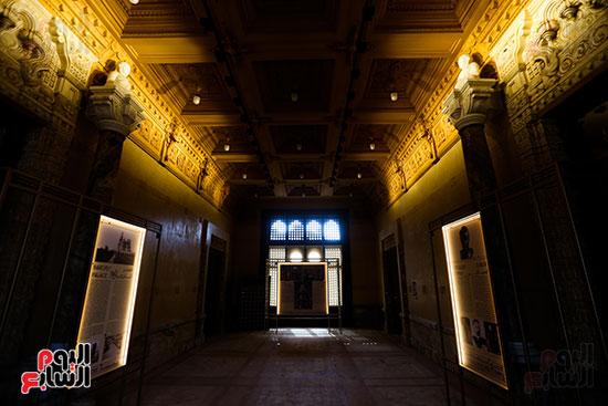 احدي قاعات القصر