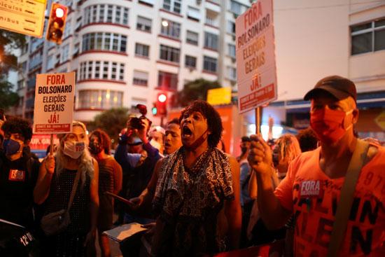 احتجاجات-ضد-رئيس-البرازيل