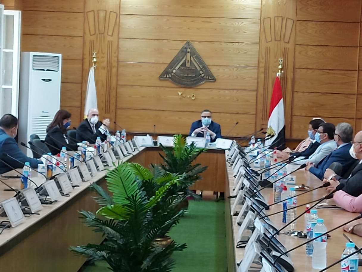 مجلس جامعه بنها (1)