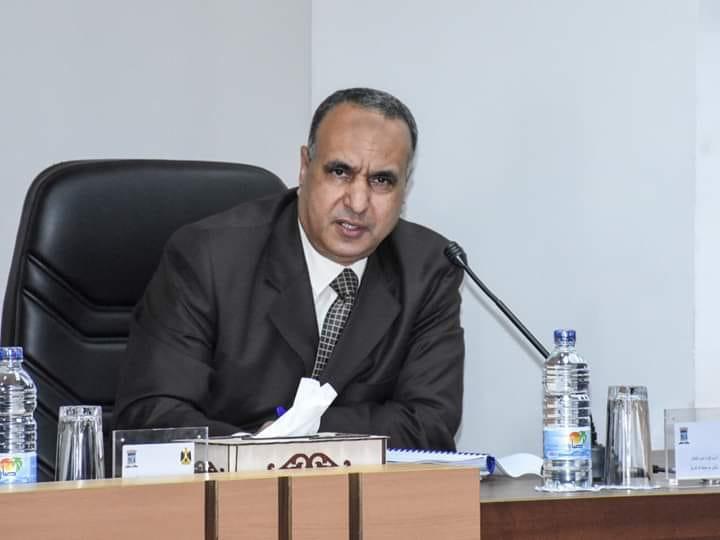 اللواء حمد الحشاش مستشار المحافظ