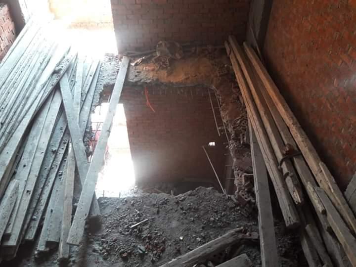 إزالة الطابق المخالف..