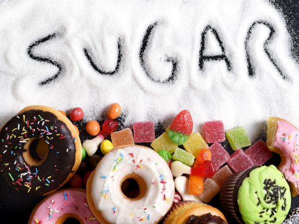 السكريات ممنوعة