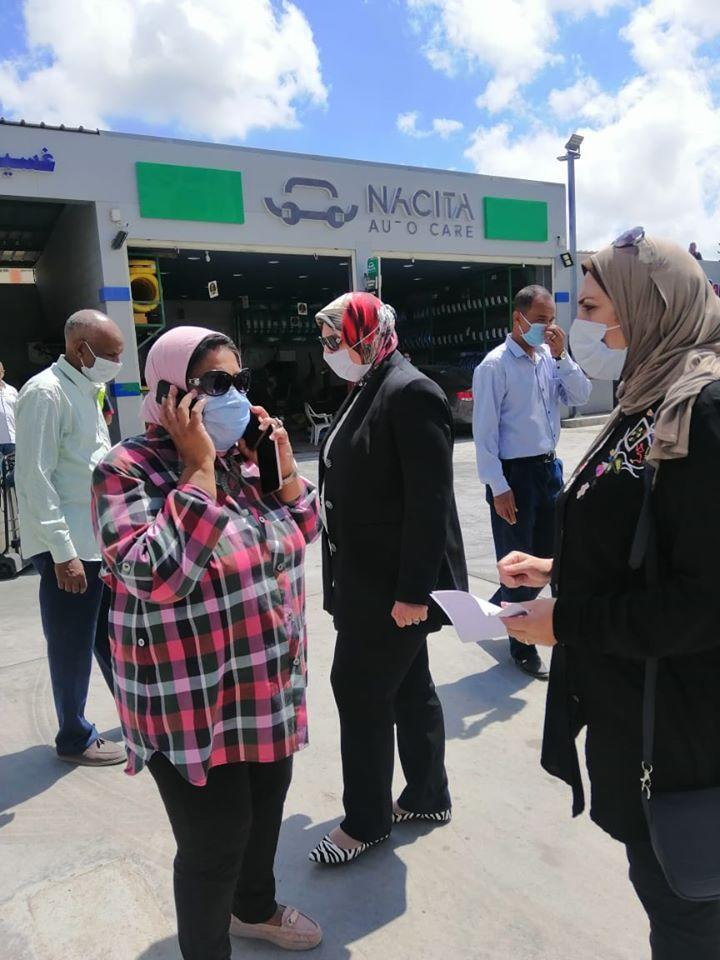 حملة مكبرة شرق الاسكندرية (1)