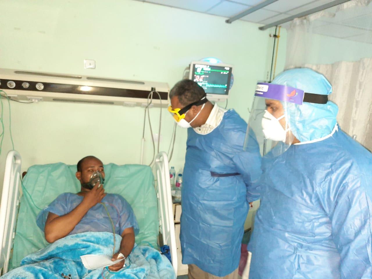 مستشفى الأقصر العام للعزل الصحى (11)