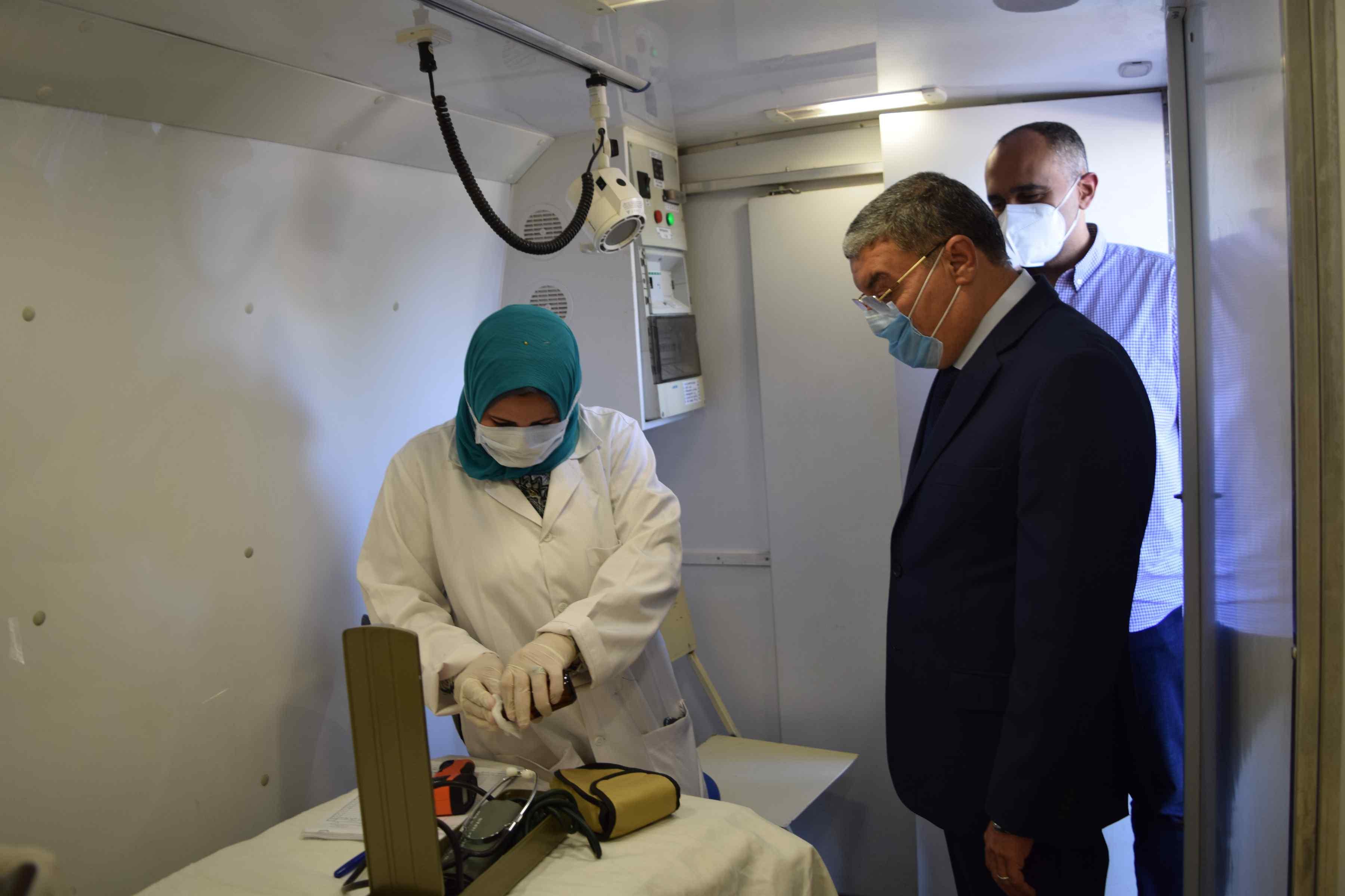إطلاق المبادرة الرئاسية 100 مليون صحة (2)