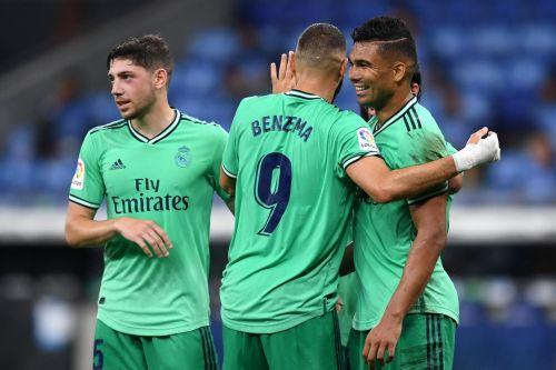 ريال مدريد يواصل التقدم في جدول الليجا