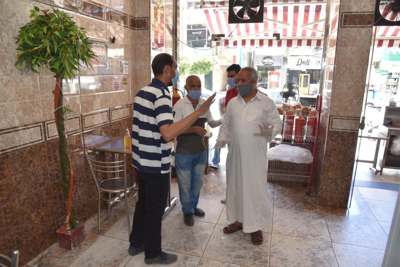 لجنة متابعة استعدادات الفنادق السياحية (4)