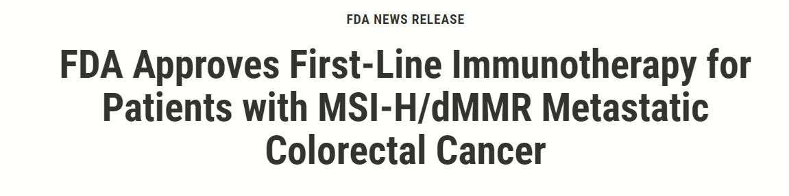 fda توافق على دواء للسرطان