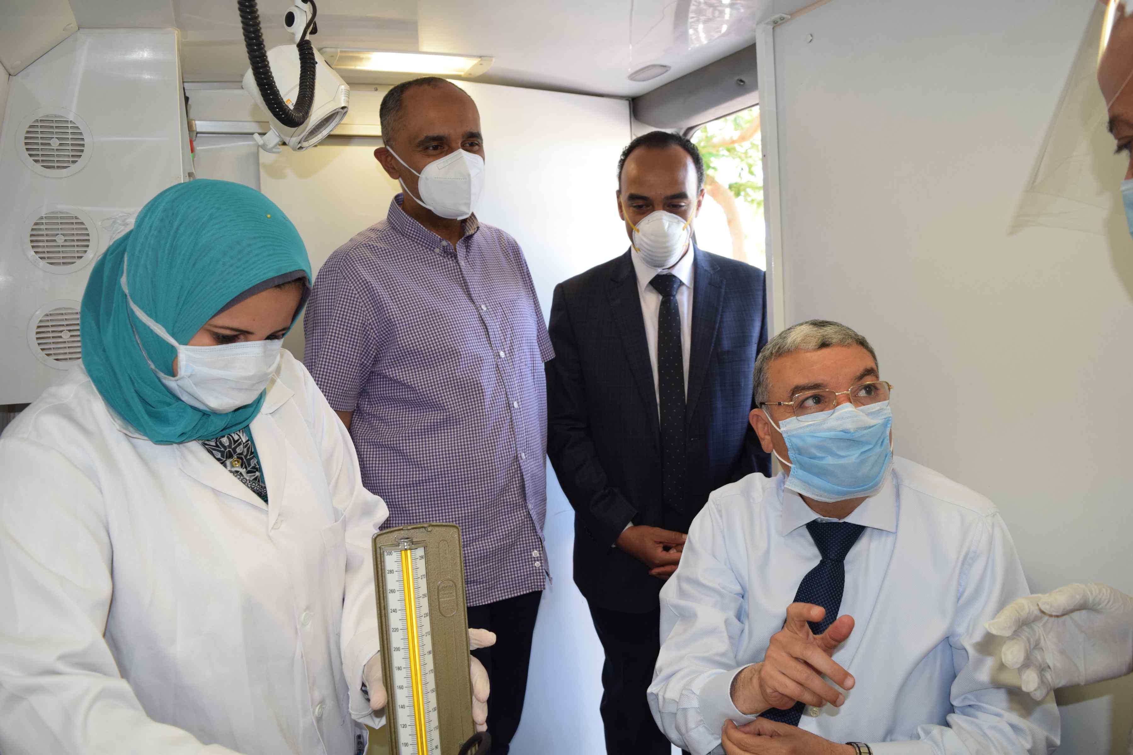 إطلاق المبادرة الرئاسية 100 مليون صحة (10)