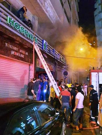 يوم الحرائق فى الإسكندرية (7)