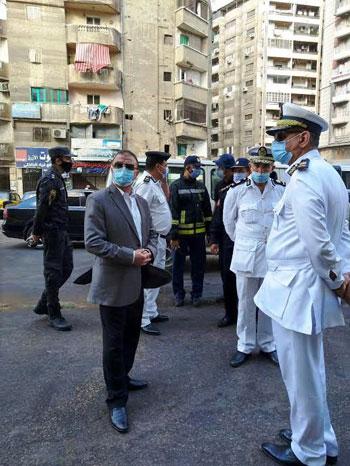 يوم الحرائق فى الإسكندرية (1)