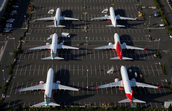 الطائرة قبل الإختبارات