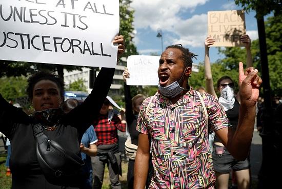 احتجاجات مينيابوليس