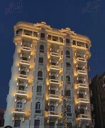أعمال التطوير بميدان التحرير (4)